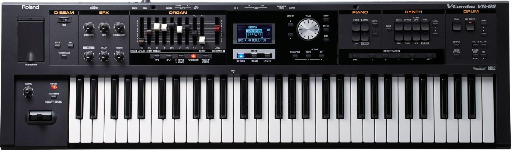 Đàn Organ Roland V-Combo VR-09
