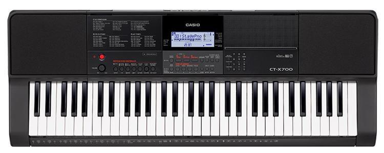 đàn organ casio ct-x700