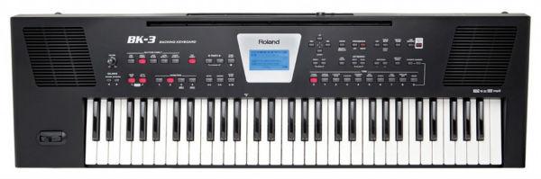 đàn keyboard roland bk3
