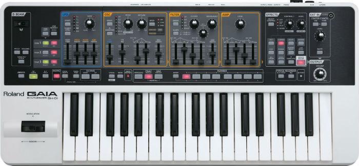 Đàn Organ Roland GAIA SH-01