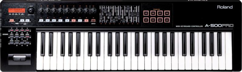 MIDI Keyboard Controller Roland A-500PRO-R