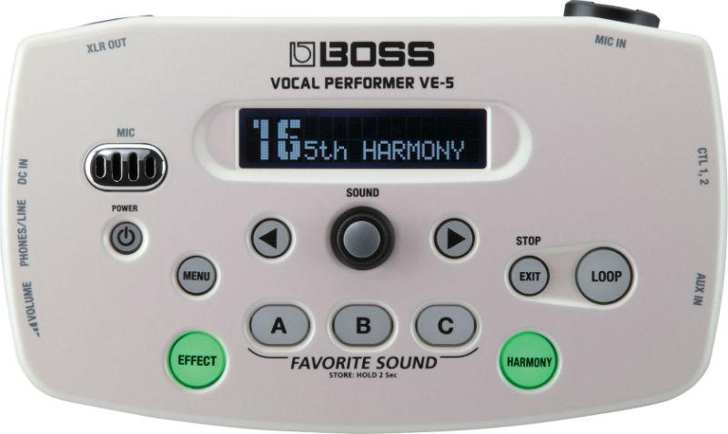 phơ Boss VE-5