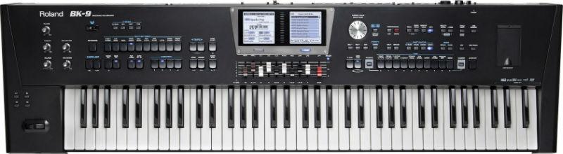 đàn organ roland bk9