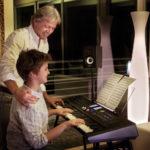 đàn keyboard roland bk9