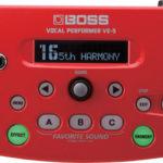 phơ giọng hát Boss VE-5