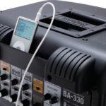 ampli đ động roland ba-330