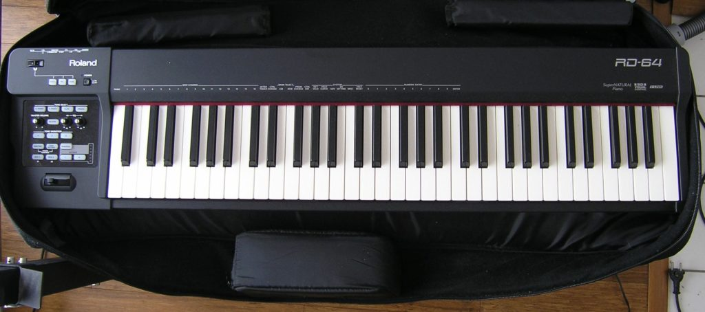 Piano điện Roland RD-64