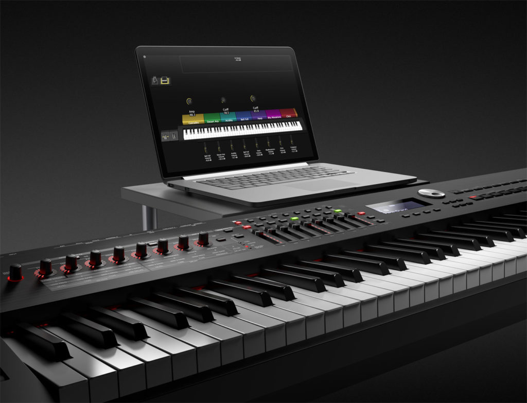 Piano điện Roland RD-2000