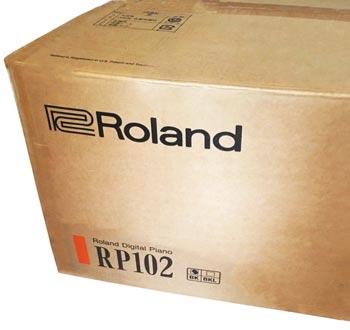 thùng đàn roland rp 102