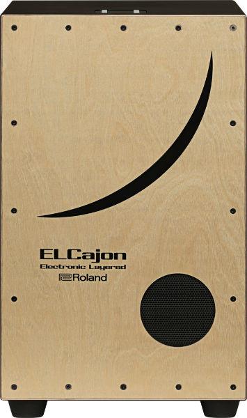 Trống Cajon Điện Roland ELCajon EC-10