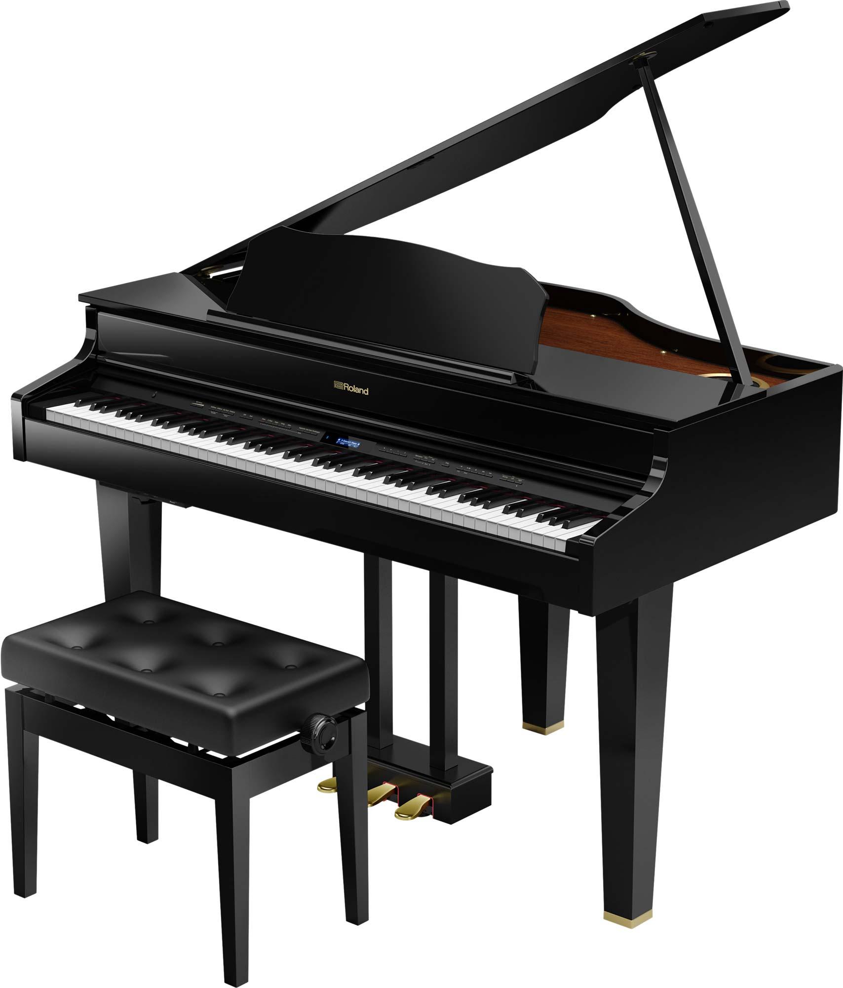 Đàn piano điện Grand Roland GP-607