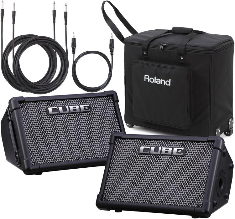 bộ Ampli Roland Cube Street EX PA