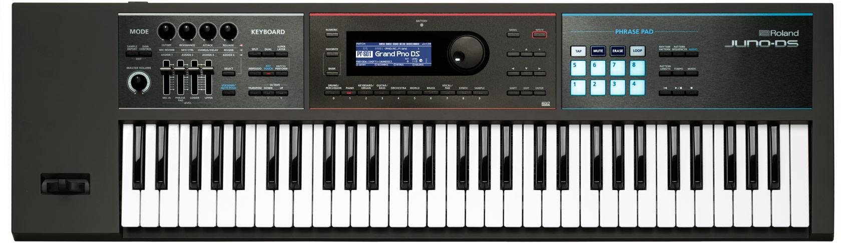Đàn organ Roland JUNO-DS61