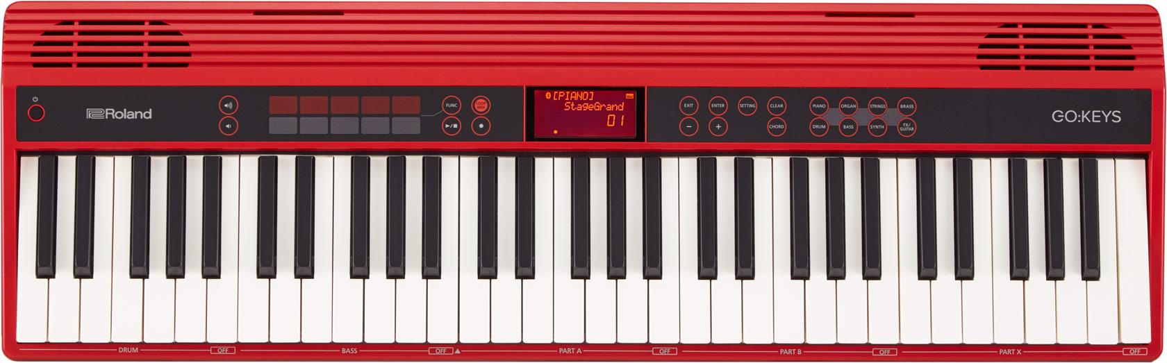 Đàn Organ Roland GO-61K