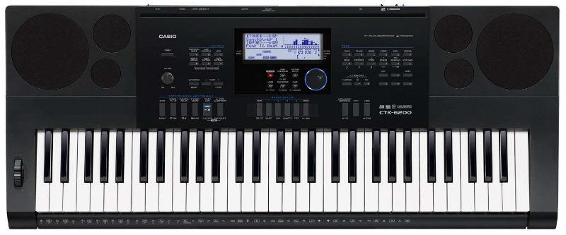 Đàn organ Casio CTK 6200