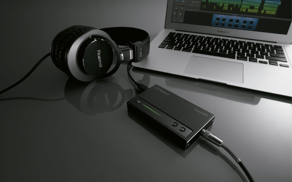 Soundcard Roland Mobile UA