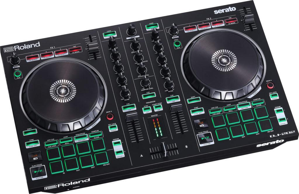 DJ Controller Roland DJ-202