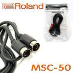 Dây Cáp Midi Roland MSC-50