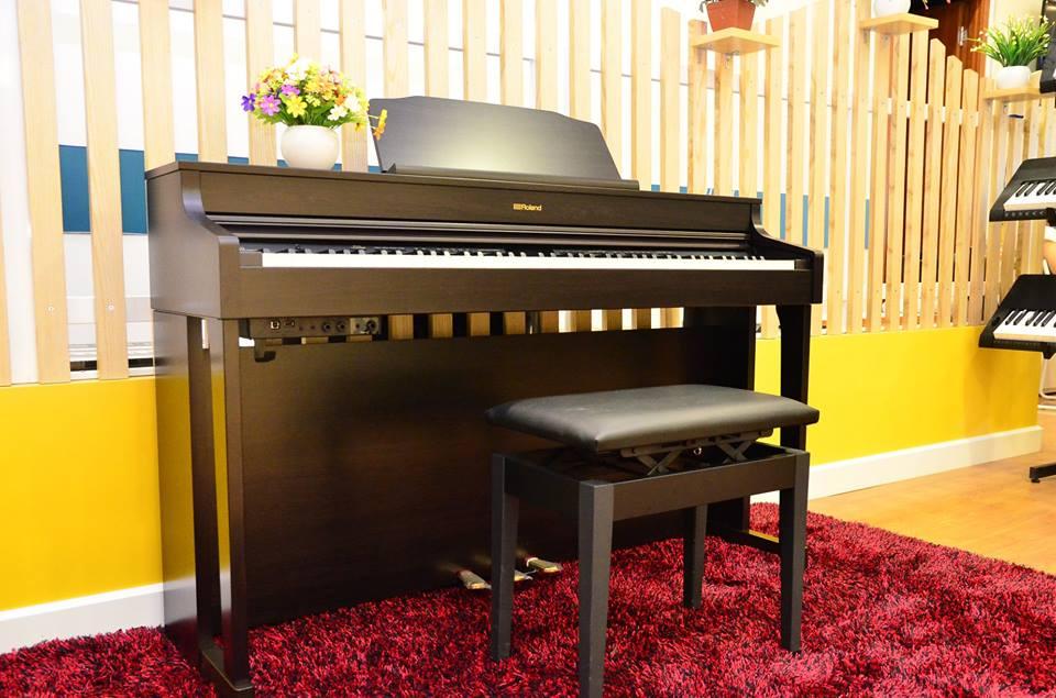 đàn piano điện roland hp-603a