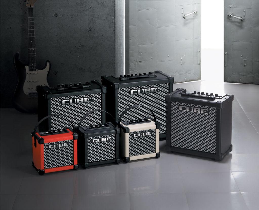 Amply Roland Cube 10GX