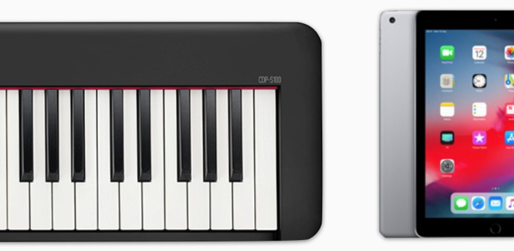 piano điện casio cdp-s100