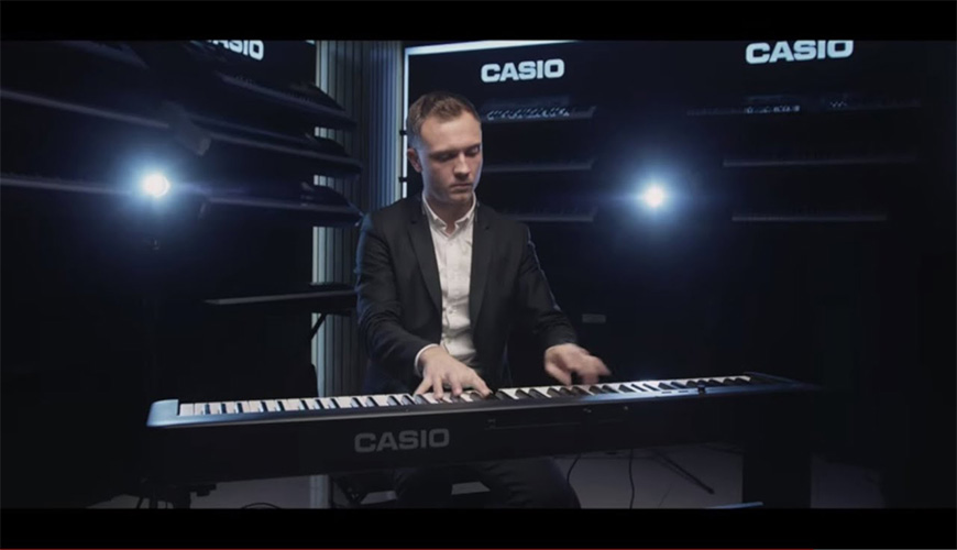 đàn piano casio cdp s100