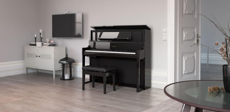 đàn piano điện roland lx700 series