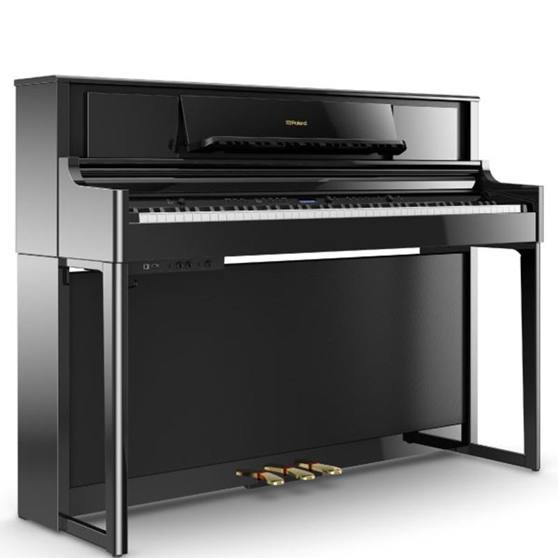 dan piano dien roland lx-705