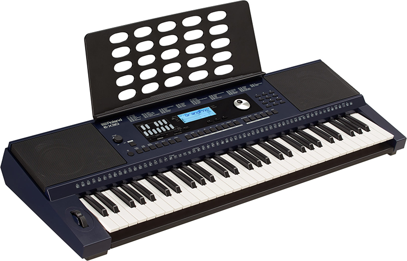 dan keyboard roland e-x30