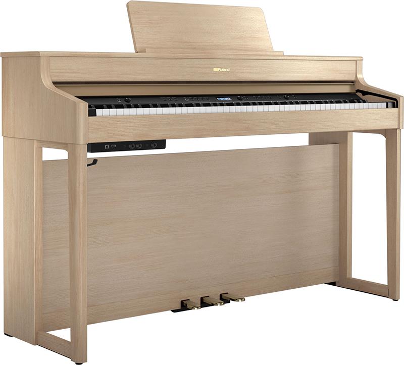 dan piano roland hp-702 mau nau