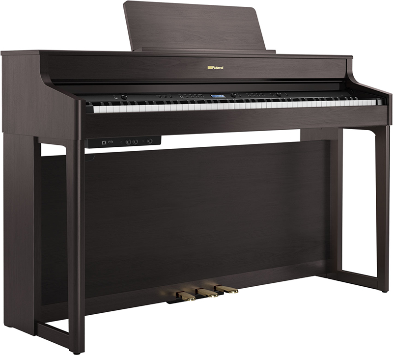 dan piano roland hp-702 mau xem