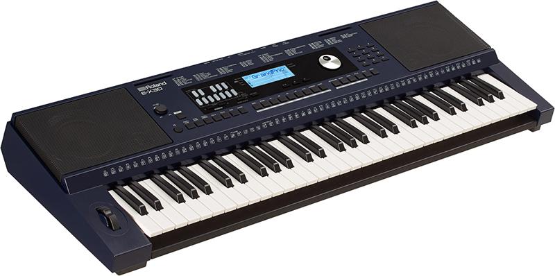 organ roland e-x30