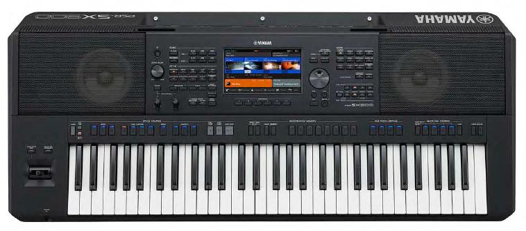 dan organ Yamaha PSR-SX900