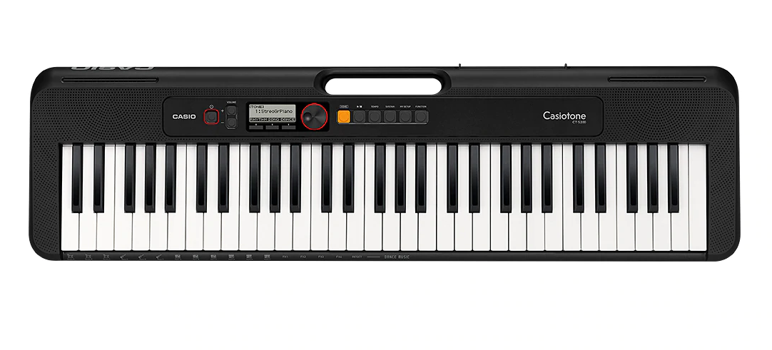 dan organ casio ct-s200