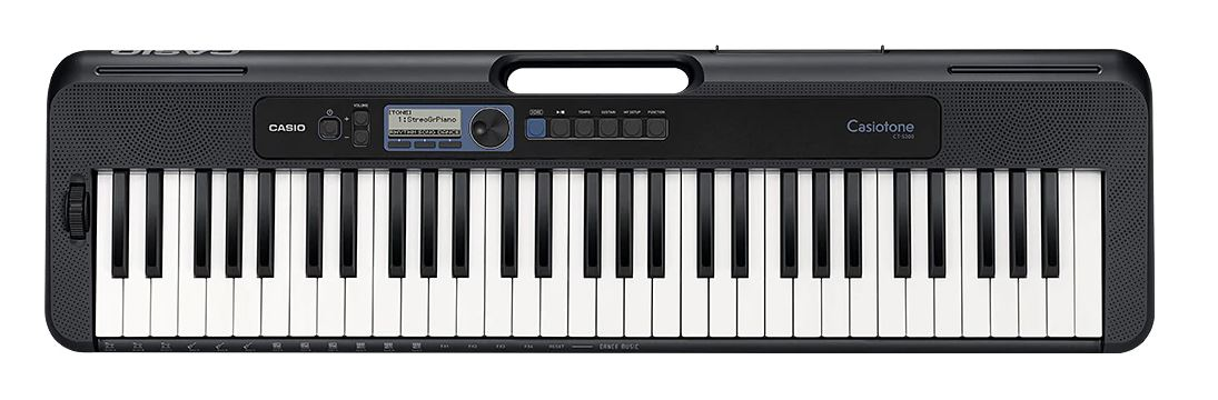 dan organ casio ct-s300