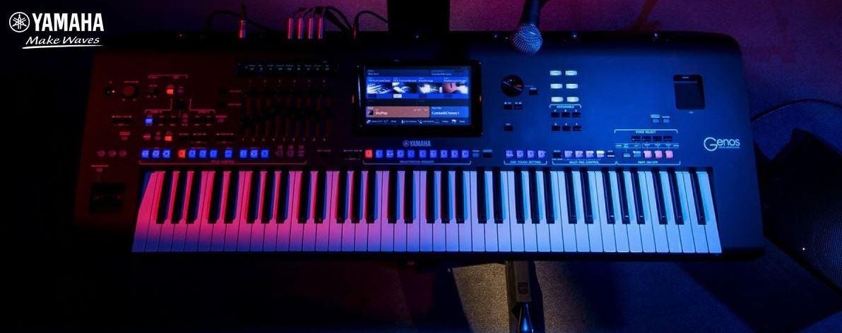 Keyboard Workstation
