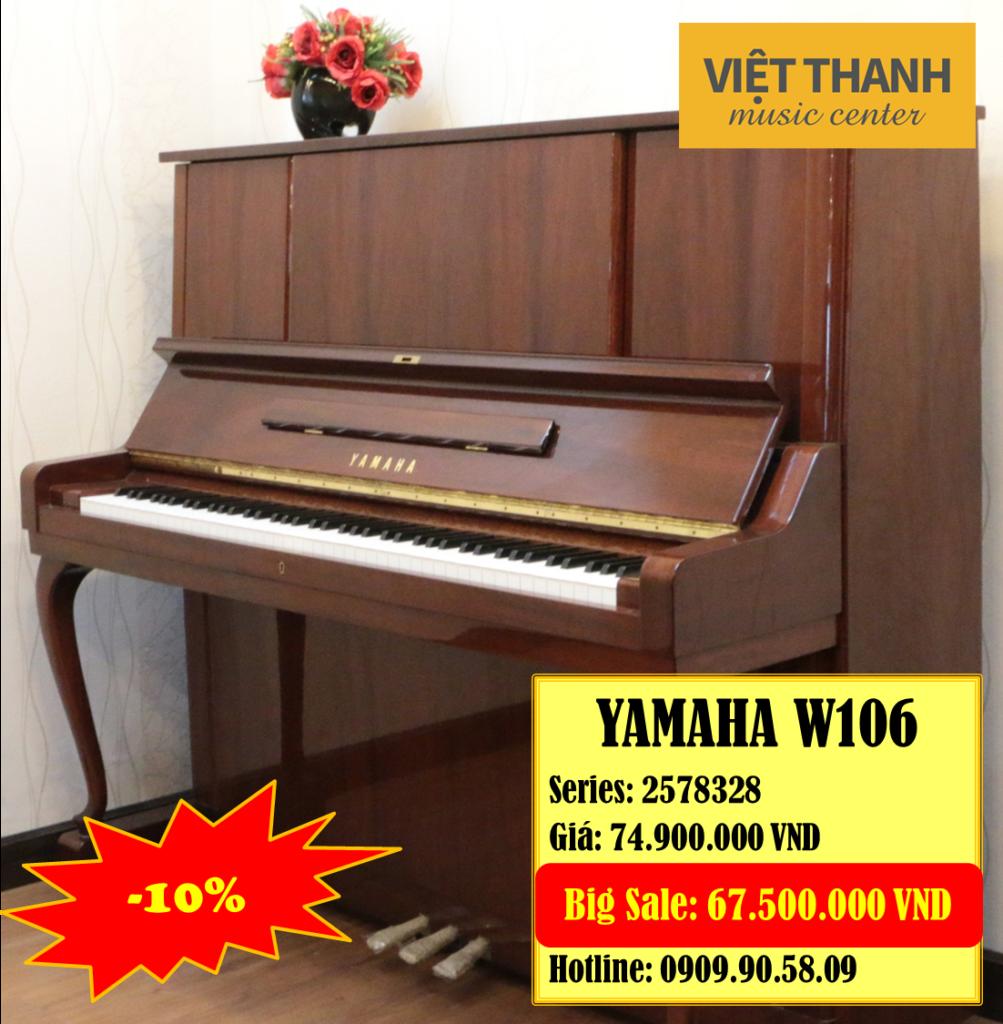 yamaha w106b