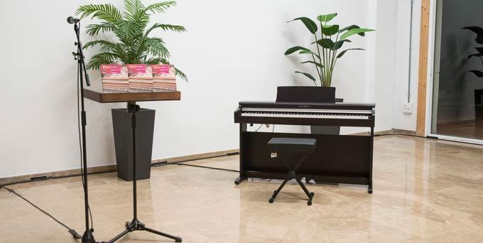 dan piano kawai kdp110