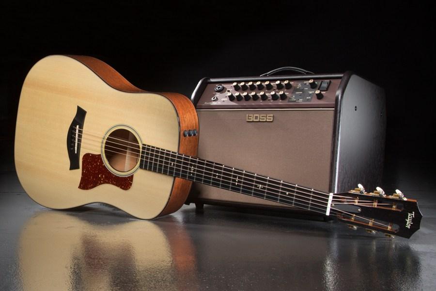 ampli guitar thung
