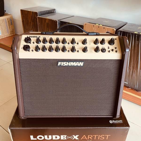 amply Fishman Loudbox Artist