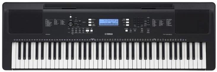 đàn organ học tập yamaha psr ew310