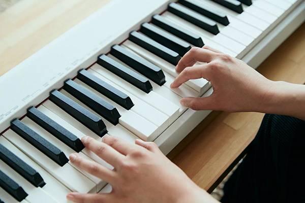ban phim piano nho gon dan casio cdp s110